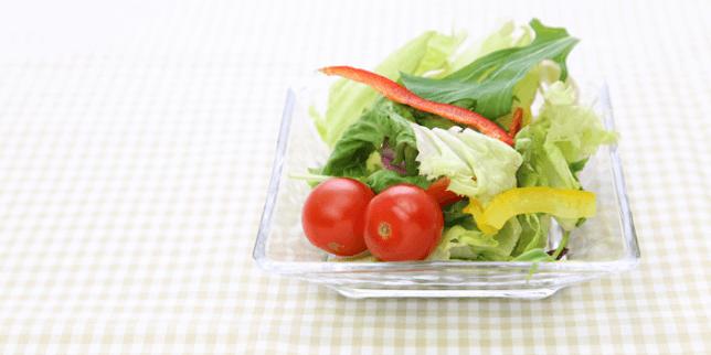 野菜中心の生活で起こる変化
